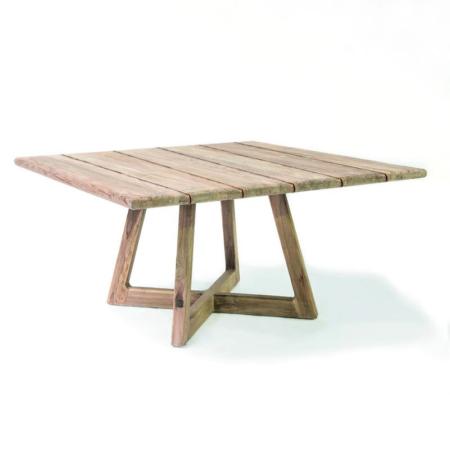 Kwadratowy stół zewnętrzny DENNIS