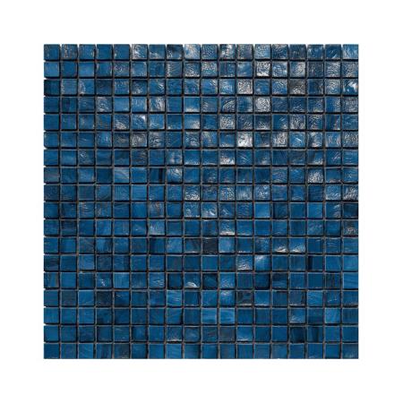 Lazurowa mozaika ze szkła LAPIS-LAZULI 4