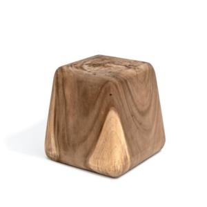 Mały, drewniany stolik kawowy LUDO