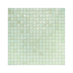 Miętowa mozaika ze szkła 12 OSTRO
