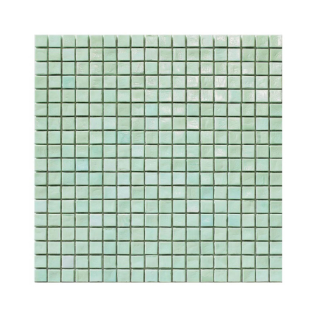 Miętowa mozaika ze szkła AQUAMARINE 1