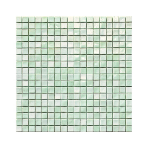 Miętowa mozaika ze szkła EMERALD 0