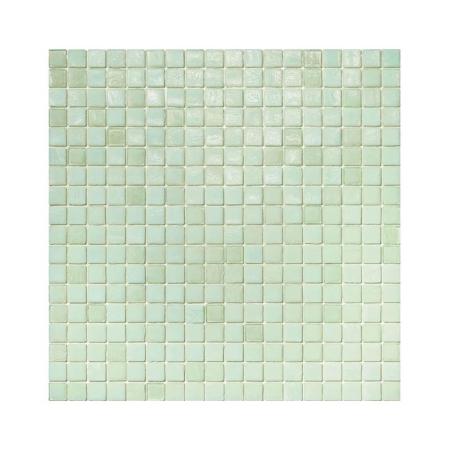Miętowa mozaika ze szkła ICEBERG