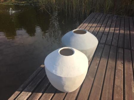 Naturalna donica ogrodowa Adamah Ginko Design