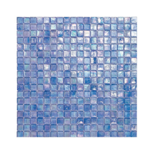 Niebieska mozaika ze szkła 108 PERSIMMON