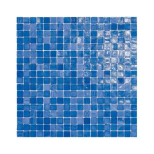 Niebieska mozaika ze szkła 19 ETESIAN