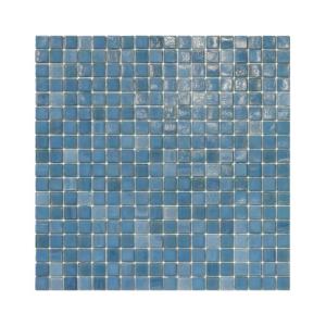 Niebieska mozaika ze szkła 23 TRAMONTANA