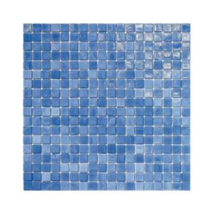 Niebieska mozaika ze szkła DEEP SEA