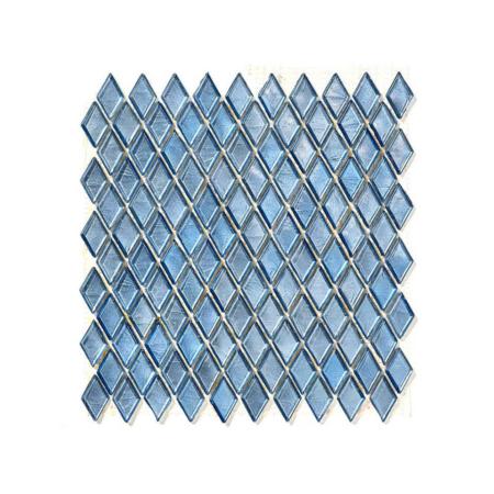 Niebieska mozaika ze szkła NUNAVAUT