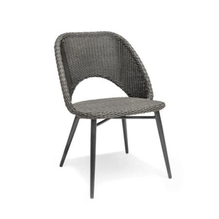 Nowoczesne krzesło z liny VICTORIA