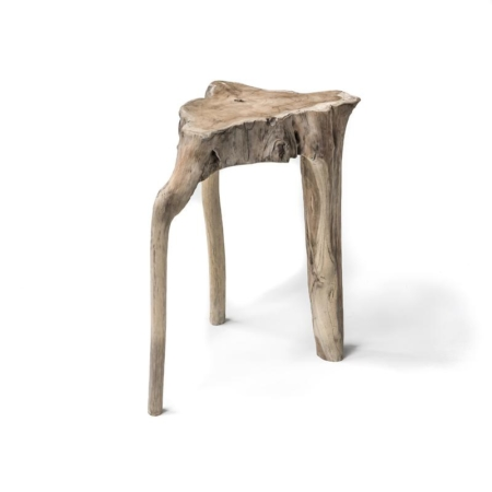 Ogrodowy stolik kawowy z korzenia CUMI
