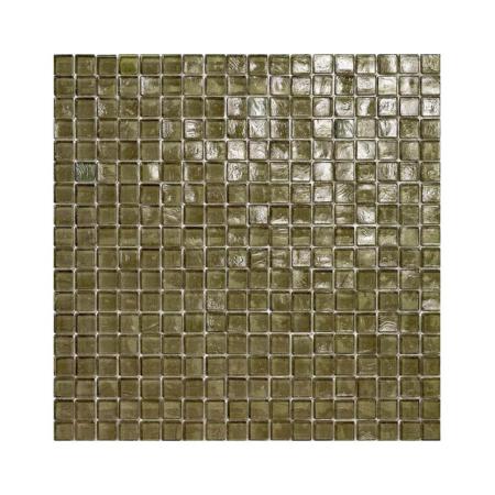 Oliwkowa mozaika ze szkła 10 LIGHTSOUT