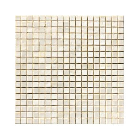 Perłowa mozaika ze szkła CHESTNUT 1