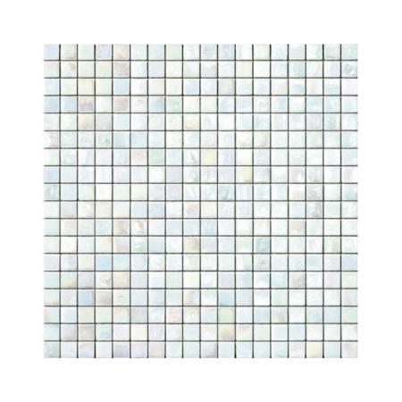 Perłowa mozaika ze szkła DAISY
