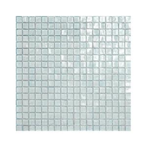 Przezroczysta mozaika ze szkła 45 BLUESKY