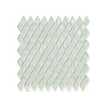 Przezroczysta mozaika ze szkła z tęczowym refleksem BASIN