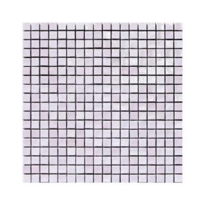 Pudrowo-różowa mozaika ze szkła AMETHYST 0