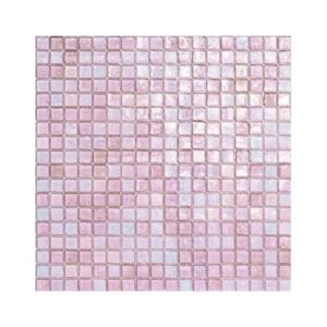 Różowa mozaika ze szkła 06 SPRINGVIOLET