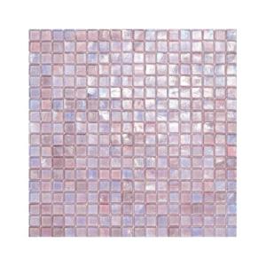 Różowa mozaika ze szkła 106 CHERRY