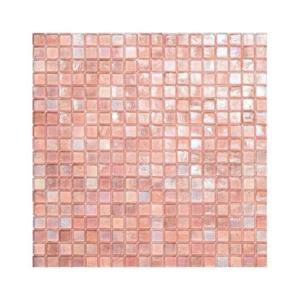 Różowa mozaika ze szkła 107 WATERMELON