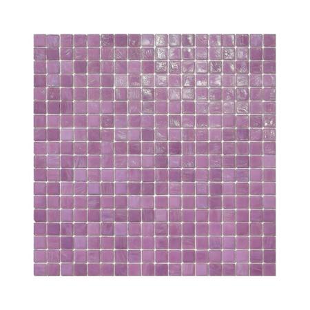 Różowa mozaika ze szkła FLAMINGO
