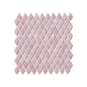 Różowa mozaika ze szkła KOHINOOR