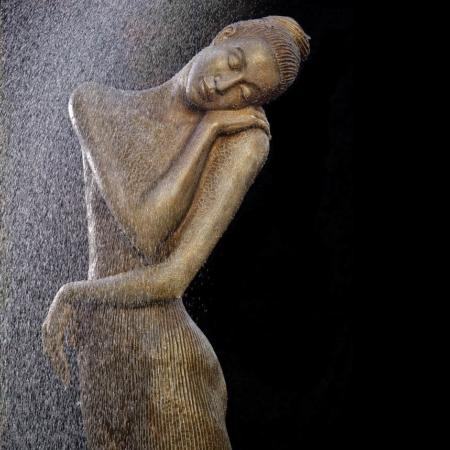Rzeźba z brązu Bella Figura Małgorzata Chodakowska