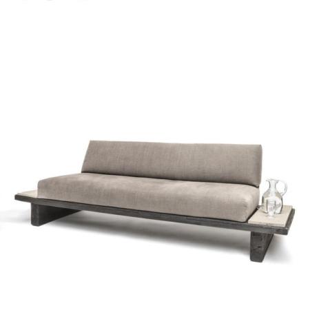 Sofa z stolikiem CLINT STONE