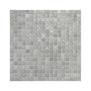 Szara mozaika ze szkła 02 HELM