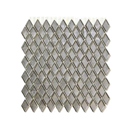 Szara mozaika ze szkła ALLNATT