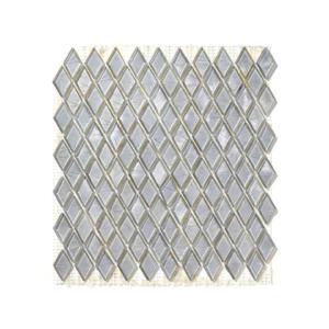 Szara mozaika ze szkła KIMBERLITE