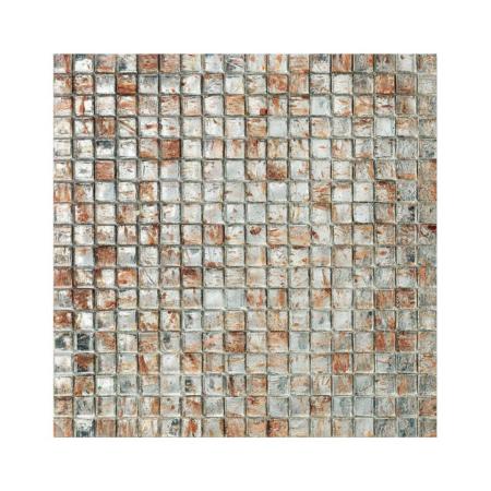 Szaro-brązowy mozaika ze szkła ARGENTINA
