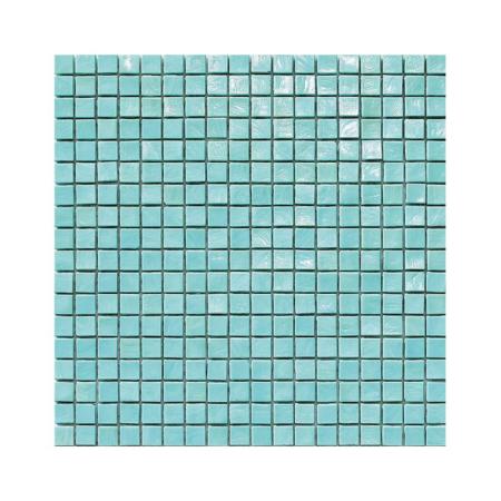 Turkusowa mozaika ze szkła AQUAMARINE 2