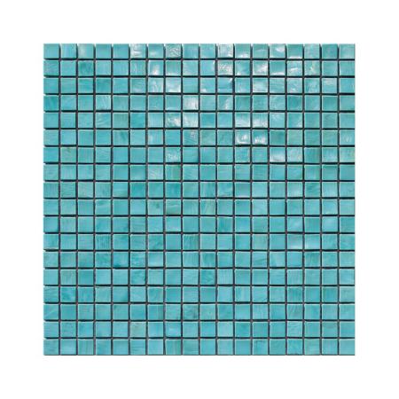 Turkusowa mozaika ze szkła AQUAMARINE 3