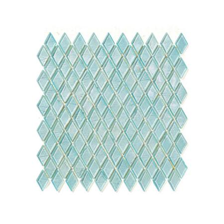 Turkusowa mozaika ze szkła NASSAK