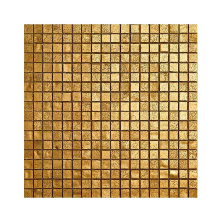 Złota mozaika ze szkła GOLD