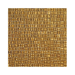 Złota mozaika ze szkła GOLDEN TIDE