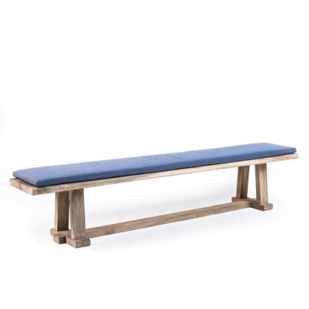 Zewnętrzna ławka bez oparcia SHRAGI