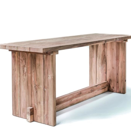 Zewnętrzny stół barowy ALEXI