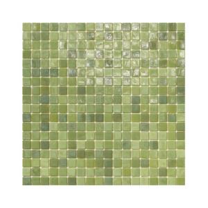Zielona mozaika ze szkła 14 ZONDA