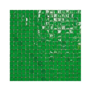 Zielona mozaika ze szkła 24 EVERGREEN