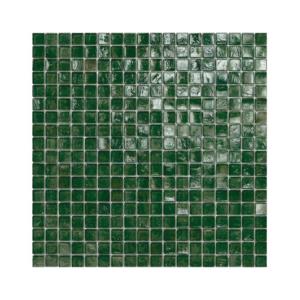 Zielona mozaika ze szkła 43 HEMLOCK
