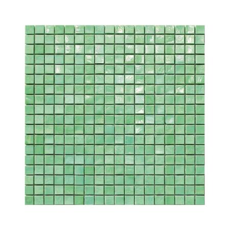 Zielona mozaika ze szkła EMERALD 2