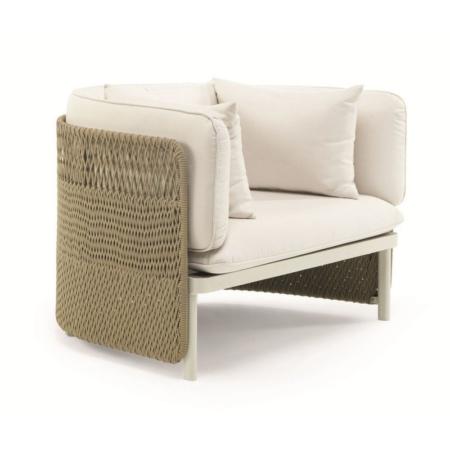Ekskluzywny fotel ogrodowy Esedra