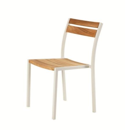 Nowoczesne krzesło ogrodowe Meridien