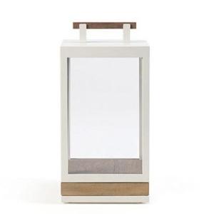 Nowoczesny lampion lampa stołowa zewnętrzna Carre