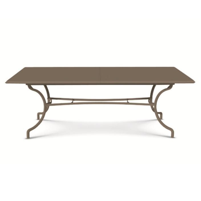 Prostokątny stół ogrodowy zewnętrzny Elisir