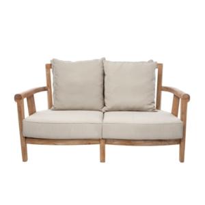 2-osobowa sofa ogrodowa Saint Laurent