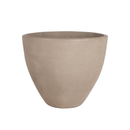 Cementowa donica zewnętrzna Decor 1