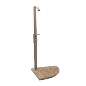 Drewniany prysznic ogrodowy Air